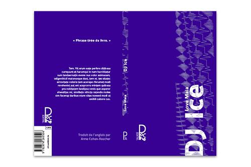 Couverture complète de DJ Ice.
