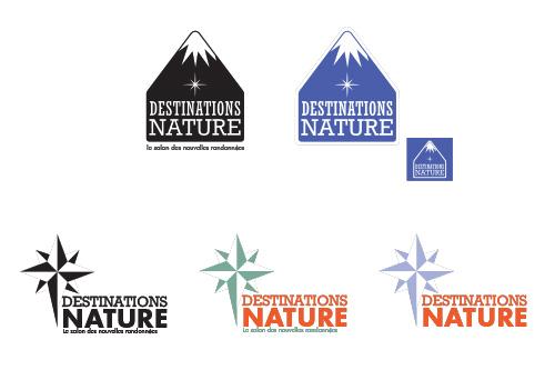 Propositions de logos et de couleurs