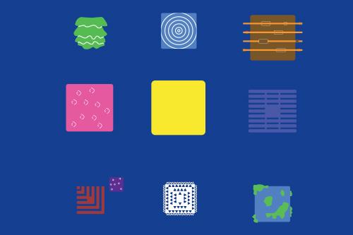 Illustration des personnages du jeu